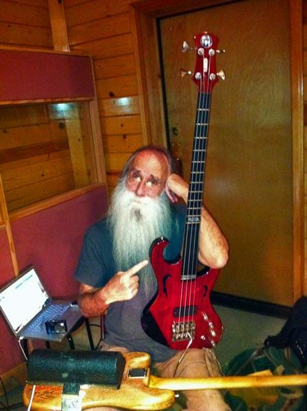 Leland Sklar & BGF bass