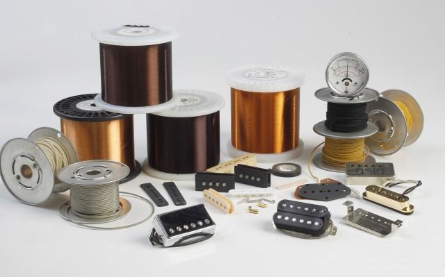 Pickup parts